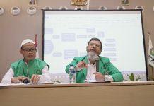 Ustadz Farid Ahmad Okbah dan Ustadz Bukhari Abdul Somad