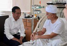 Jokowi - UAI 1