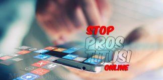 STOP PROSTITUSI ONLINE
