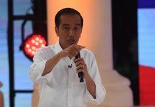 Jokowi - Debat 2