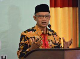 Ketua Umum Muhammadiyah, Haedar Nashir.