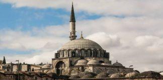 Masjid Istambul.