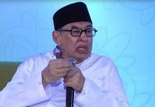 Prof. Muhammad Quraish Shihab.