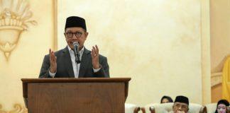 Menteri Agama Lukman Hakim Saifuddin.