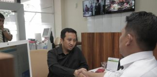 Ustadz Yusuf Mansur Puji PTSP Kemenag. Foto Kemenag,