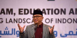Direktur Pendidikan Tinggi Keagamaan Islam Arskal Salim GP. Foto Kemenag.