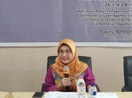 Siti Nur Azizah. Foto Kemenag.